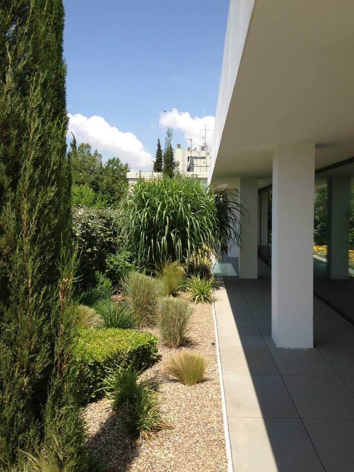 www.greenwayshellas.gr Landscape architect :Karolos Chanikian