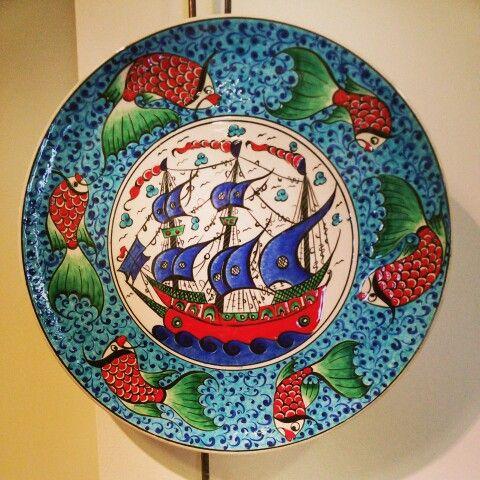 30 cm tabak by Şule Erdem