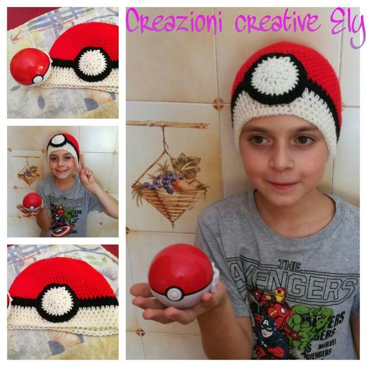Cappellino Pokémon