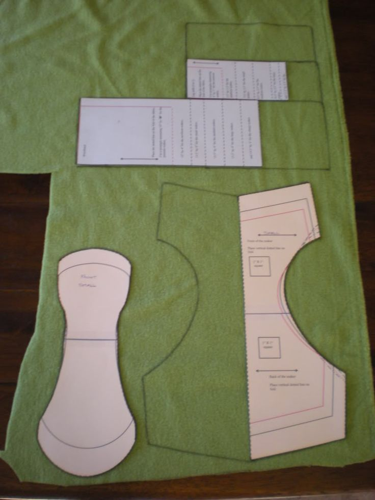Adventures In Fluff: How To Sew Your Own Fleece (or wool) Soakers