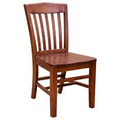 Dining Chairs - Mission Dining Chairs - Oak Dining Chairs - Wood Dining Chairs