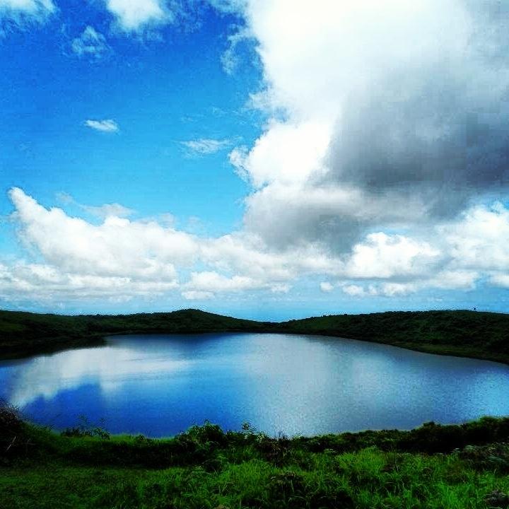 Laguna el Junco, Galapagos
