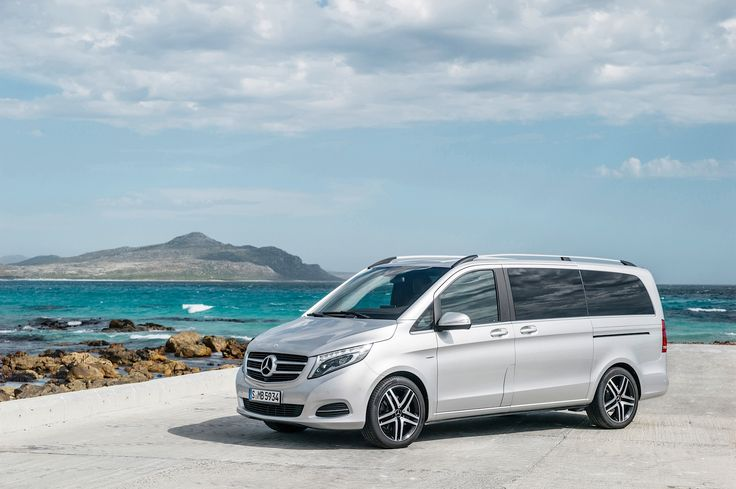 Experience the luxury Mercedes Viano with professional Chauffeur for transportation in London.