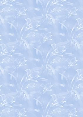 Lillies in Blue Background Paper on Craftsuprint designed by Karen Adair - This is a simple A4 sized background paper with a lovely Lillies pattern in blue. If you like this check out my other designs, just click on my name. - Now available for download!