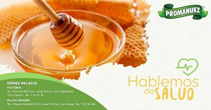 La miel de abejas es excelente para tratar heridas de la piel, pues tiene propiedades antisépticas y cicatrizantes. Ayuda a tratar la tos y controlar las alergias, reduce colesterol y previene problemas del corazón, además, ayuda a prevenir el estreñimiento pues favorece la digestión.