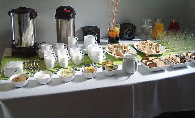 Resultado de imagen para montaje de coffee break