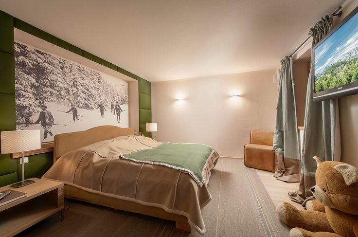 4 #Schlafzimmer mit angrenzenden Badezimmern bieten genug Platz für Familie und Freunde.