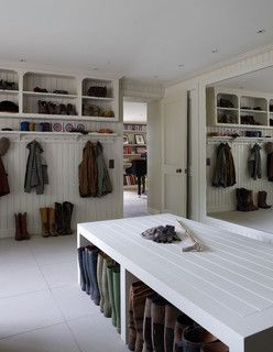 Massive Mud Room