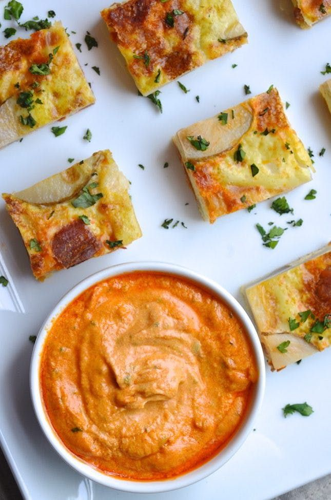 25 Easy Spanish Recipes to Throw the Best Tapas Party Ever via Brit + Co
