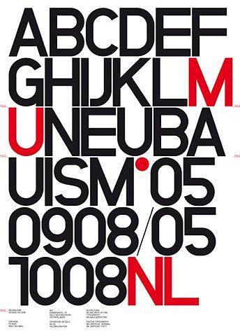 typographic stuff!