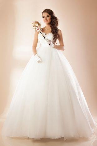 Rochie de mireasa Printesa Ivette