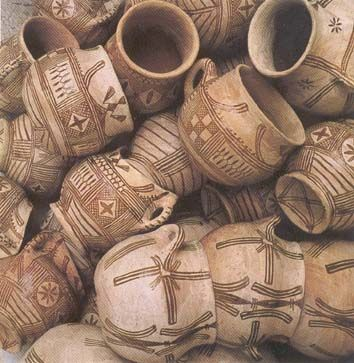Pottery in Amazigh Counries(Amazigh world: North Africa )