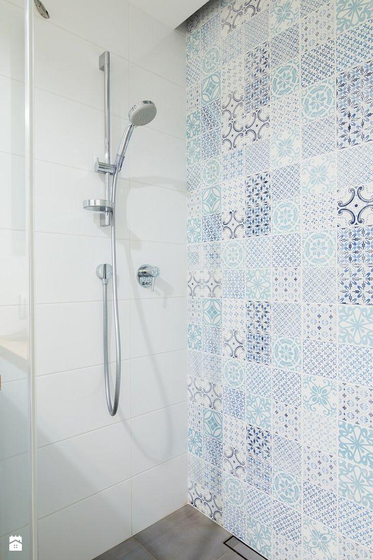 Łazienka styl Skandynawski Łazienka - zdjęcie od EG projekt