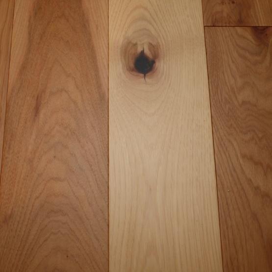 "Hickory Flamingo 13/32 x 5"" Engineered Hardwood Flooring"