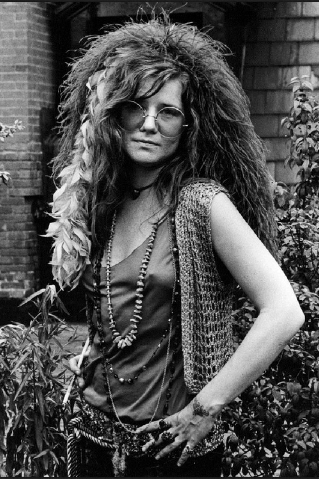 Janis Joplin, one of a kind!