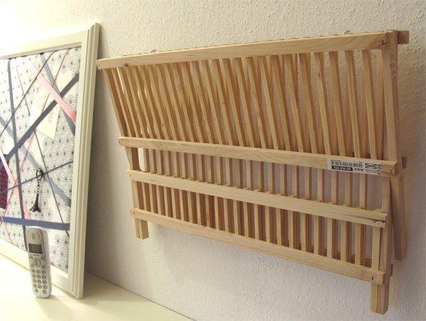 die besten 25 abtropfgestell ideen auf pinterest k chentisch ideen k che holz und deko. Black Bedroom Furniture Sets. Home Design Ideas