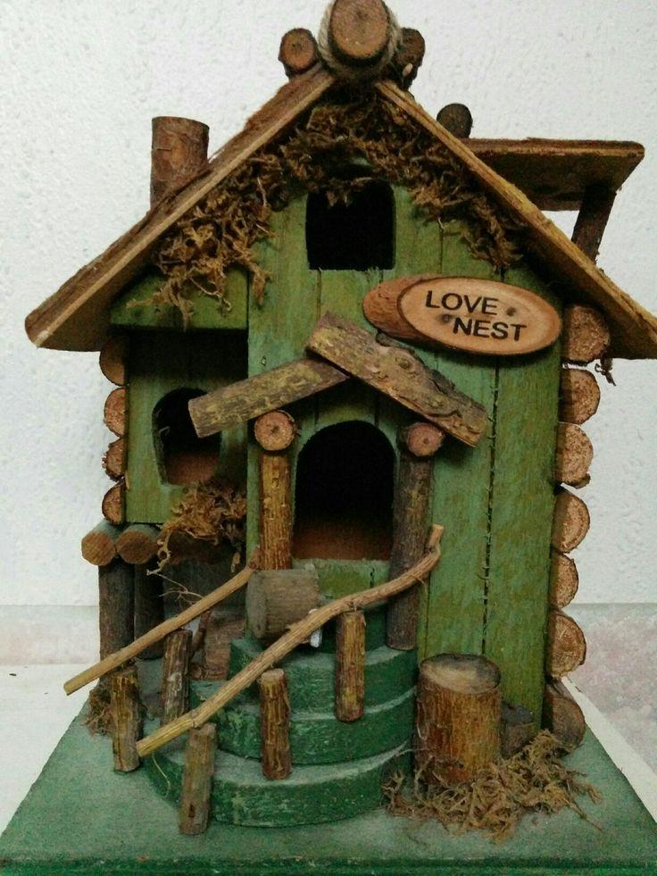 Birdhouse                                                                                                                                                                                 More