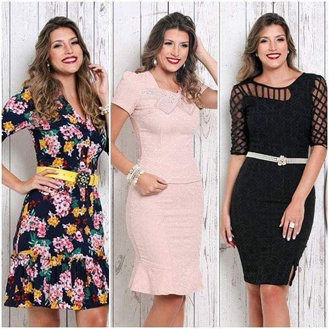 Qual dos 3 é o mais bonito ? Se você gostou de algum ...Estão todos na loja virtual www.larabless.com.br