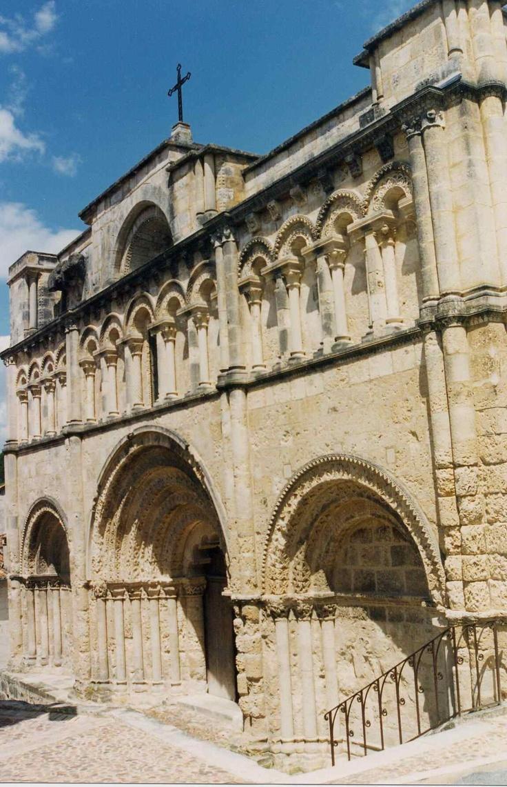 102 best images about art roman on pinterest for Architecture romane