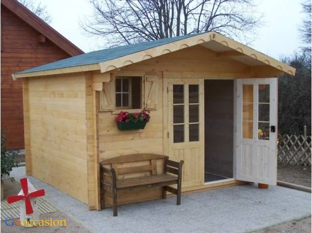 11 best Jardin images on Pinterest Home ideas, Yard design and - abris de jardin adossable
