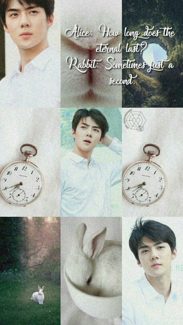 EXO wallpaper / Lockscreen / Background Twitter @EXOWallpapers