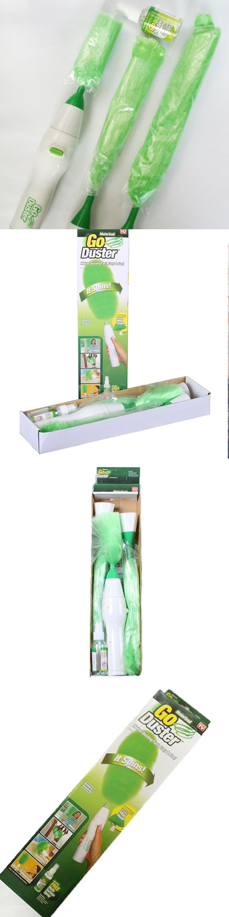 JY64 Dust Brush Multifunctional Green Feather Dusters Dust Cleaning Brush window cleaning for Blinds home cleaning