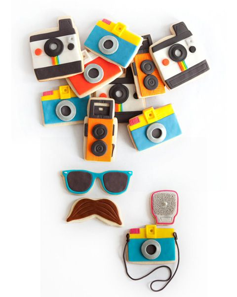 Camera cookies! Buy the real ones on Lomography.com - http://shop.lomography.com/