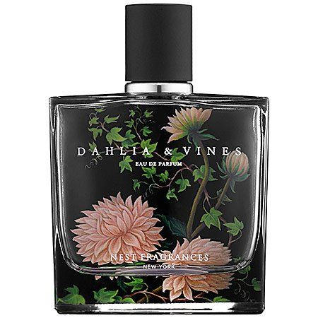 NEST Dahlia & Vines 1.7 oz Eau de Parfum Spray Fragrance for Women. Dahlia & Vines is an opulent combination of beloved floral notes. The essence of a lush bouquet of peony, dahlia, rose, and daffodil is wrapped in green garden vines and blended with hints of pink pepper, lychee, and raspberry. A great perfume scent. Meticulously formulated by the world� s most accomplished master perfumers, NEST Fine Fragrances is an extraordinary collection of signature scents. Dahlia & Vines is…