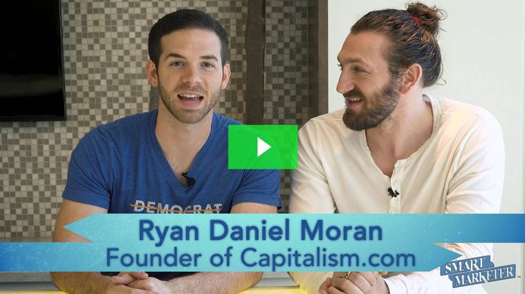 In this week's blog post I interview Ryan Moran, who I consider to be the top Amazon expert in the game today...    In only 4 years he created and sold many 7-figure ecommerce brands and got his products into over 1,000 retail locations.   And in this post he tells you how you can use advertising to build a stronger community and a more valuable brand...   Plus, the biggest advertising opportunity that no physical product sellers are taking advantage of.  #SmartMarketer #eCommerce #Marketing