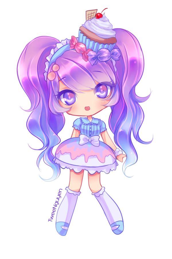 Custom Adopt TN2 by YukikaChan.deviantart.com on @deviantART