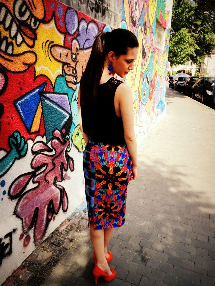 Graffiti . street style. Bucharest
