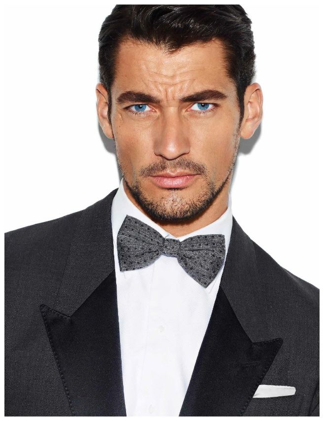 A new fave of mine! David Gandy Covers 7 Hollywood Mag (Fall/Winter 2012)