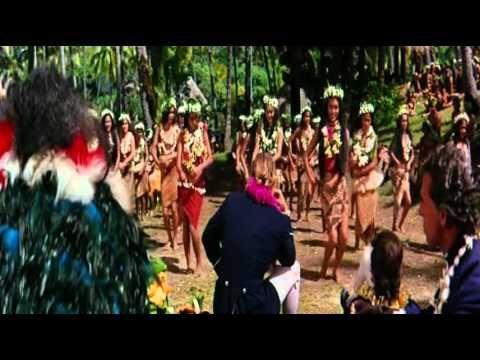 Mutiny on the Bounty - Dance scene on Tahiti - YouTube