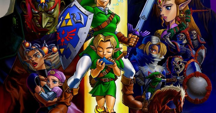 You've already had your say on the very best Zelda games as we celebrate the…