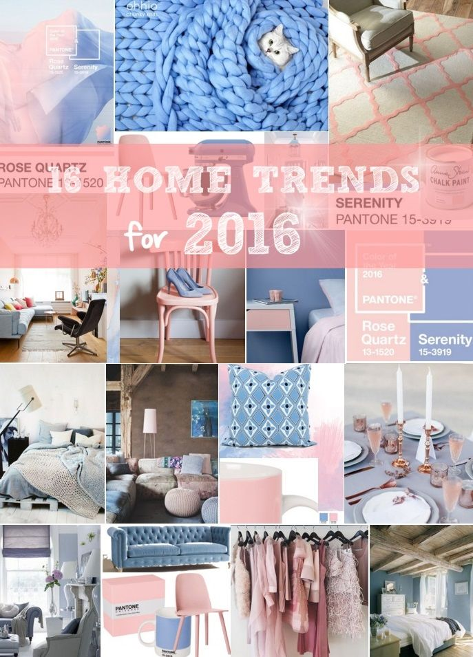 64 best 2016 decor trends images on pinterest