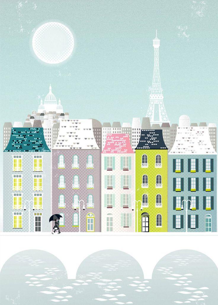 Paris-illustration-by-Laura-Amiss