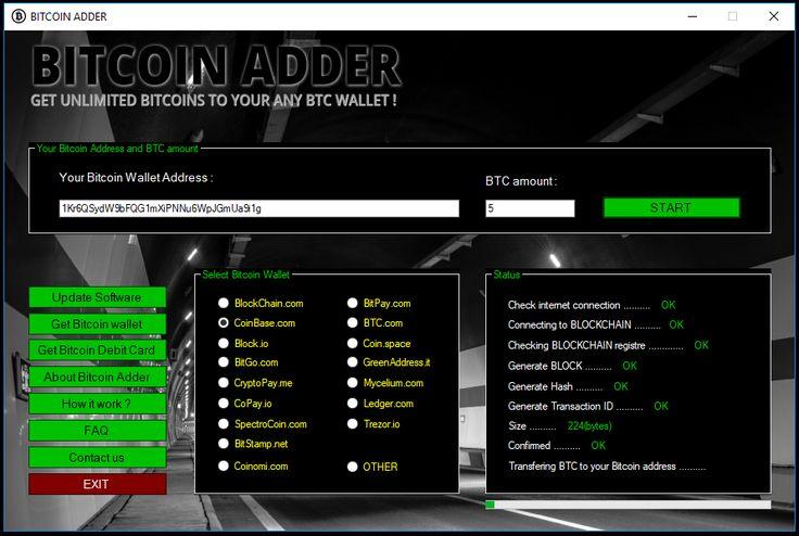bitcoin adder 2021)