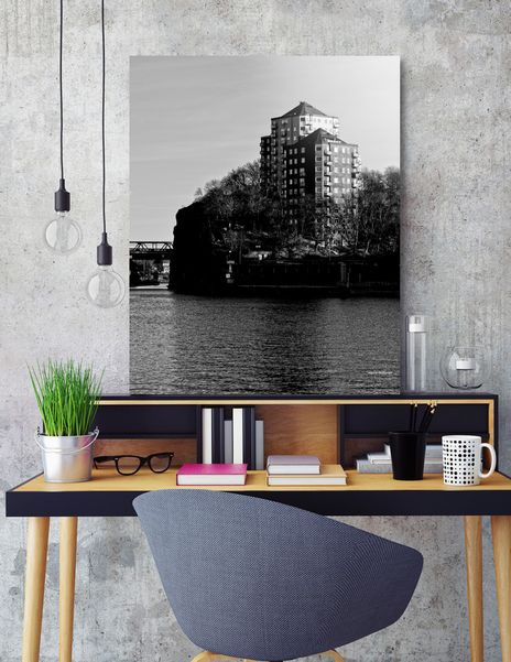 Discover «Henriksdal Stockholm 4», Exclusive Edition Acrylic Glass Print by Henri Hiltunen - From $85 - Curioos