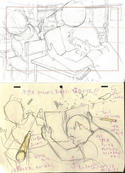 #アニメ私塾搬运#教室与人,真心推荐这个...