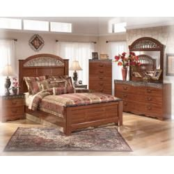b105b15 in by ashley furniture in houston tx fairbrooks estate reddish brown 5