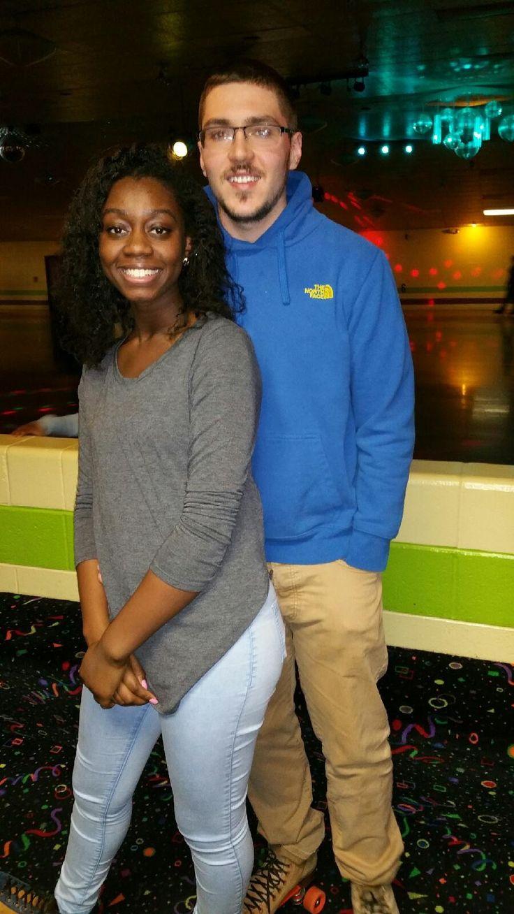 Super cute interracial couple #love #wmbw #bwwm #swirl #biracial #mixed #lovingday #relationshipgoals