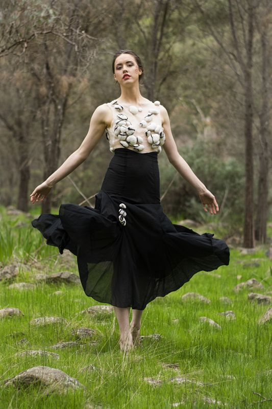 Green Embassy » Connected to Land : Certified Organic Haute Couture Eco-fashion #organicfashion #ecofashion #hautecouture #GOTS #greenembassy