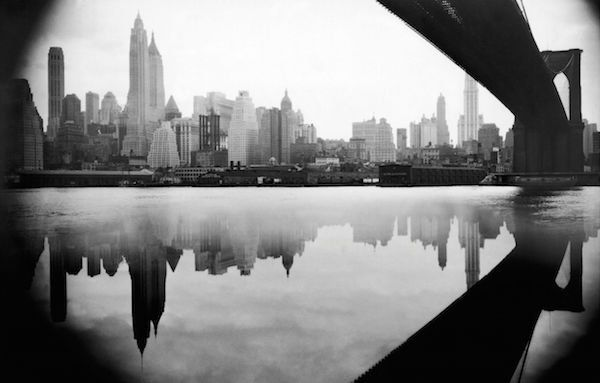 Nowy Jork, East River 1934 / fot. Getty Images