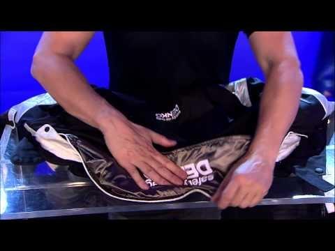 Jaqueta airbag pode salvar vidas de motociclistas