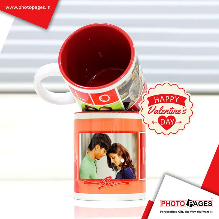 http://ow.ly/XtSbE Give Her A Hug, By Having Her On Your Mug! ‪#‎valentinesday‬ ‪#‎personalised‬ ‪#‎PhotoPages‬
