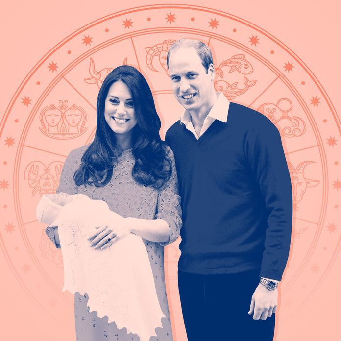 According To His Horoscope, The Royal Baby's Got A