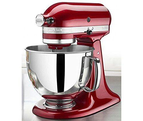 Kitchenaid Architect Ksm150apsgd 325w 5qt Red Velvet Cosas De