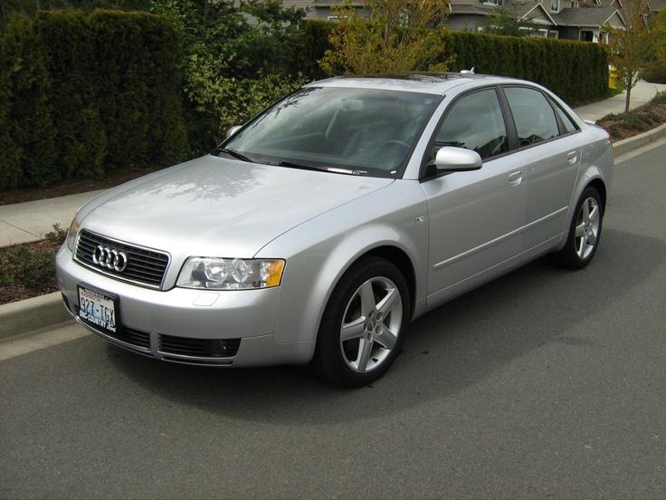 2005 Audi A4 Quattro. DOD 5/29/13   : (