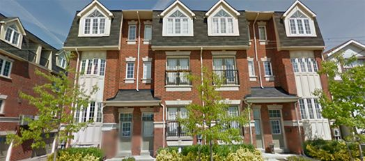Exclusive Townhomes, Markham