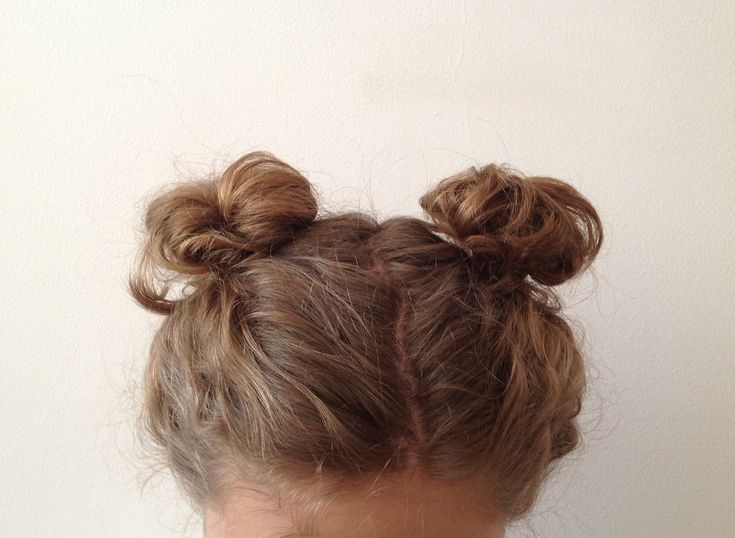 space buns <3 | @andwhatelse